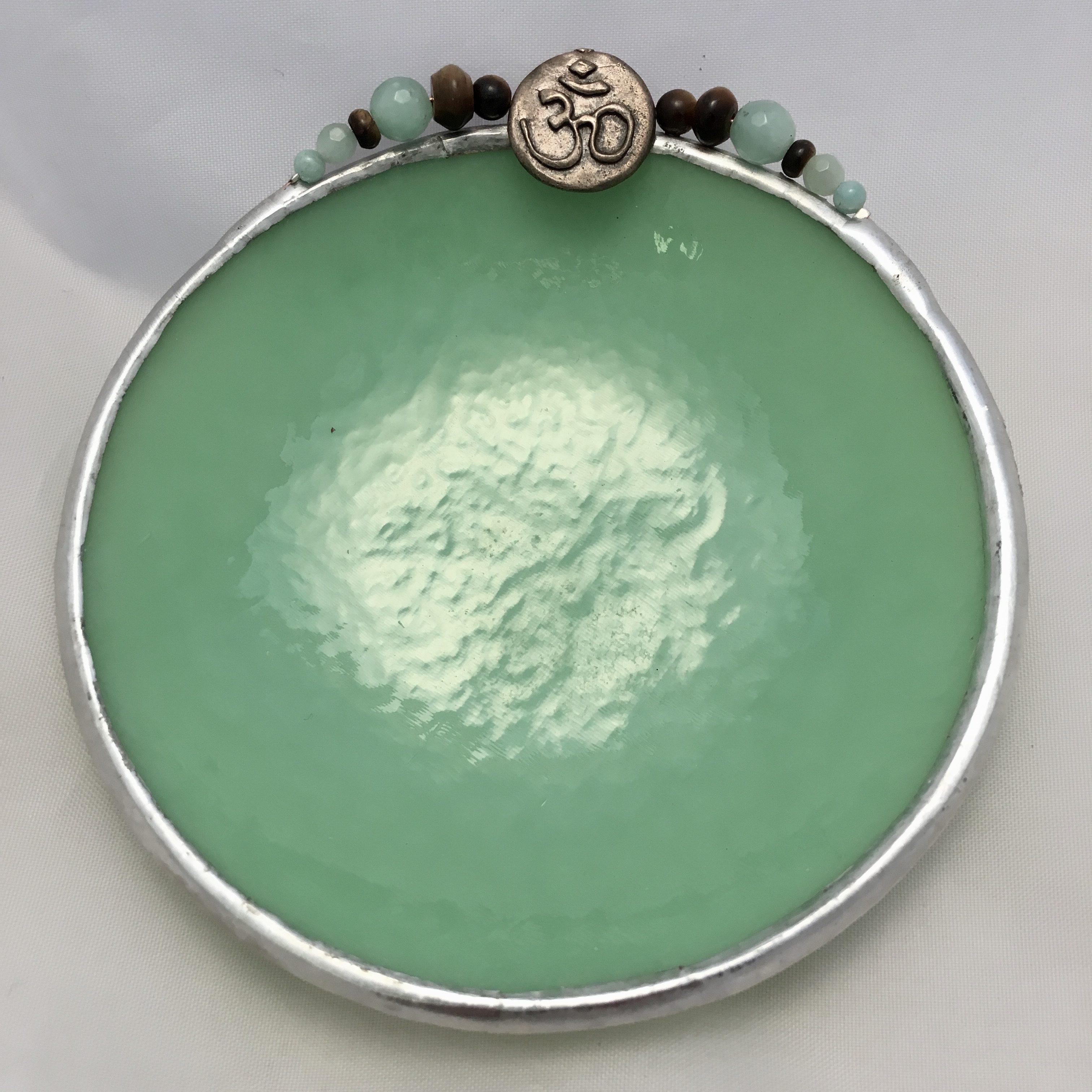 S - green symbol